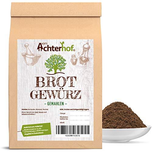 100g Brotgewürz Brot Gewürz gemahlen - ohne Geschmacksverstärker, ohne künstliche Zusatzstoffe