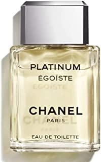 Egoiste Platinum by Chanel for Men - Eau de Toilette, 50 ml