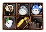 My Neighbor Totoro 6 Miniature Collector Set