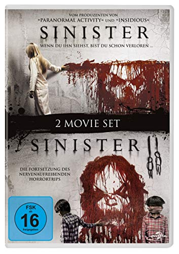 Sinister 2 Movie Set [2 DVDs]