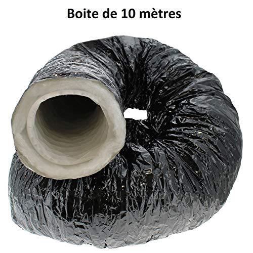 Gaine Pro-Ouate Ø 127mm - boite de 10 mètres