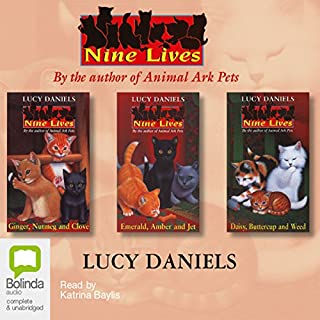 Nine Lives, Volumes 1 to 3 cover art