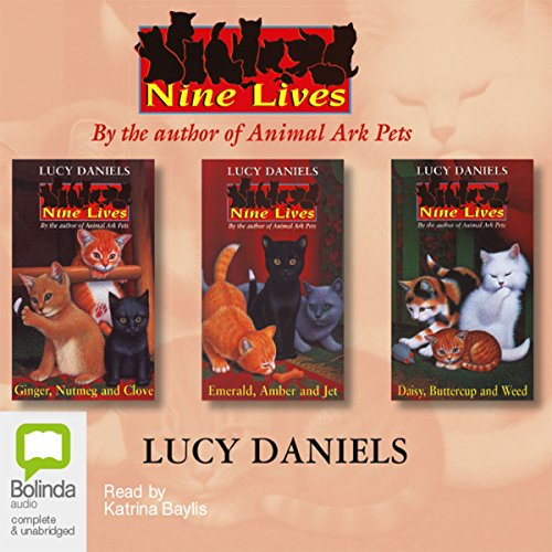 Nine Lives, Volumes 1 to 3 audiobook cover art