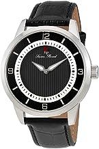 Lucien Piccard Grotto Black Dial Men's Watch LP-15024-01