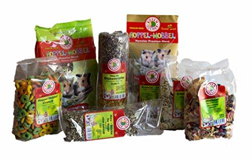 Rosenlöcher Hamsterfutterpaket