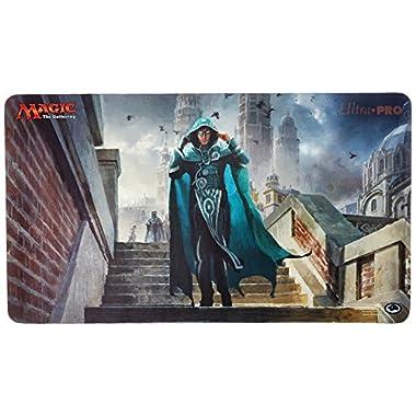 Magic The Gathering Origins Jace Beleren Play Mat Card Game