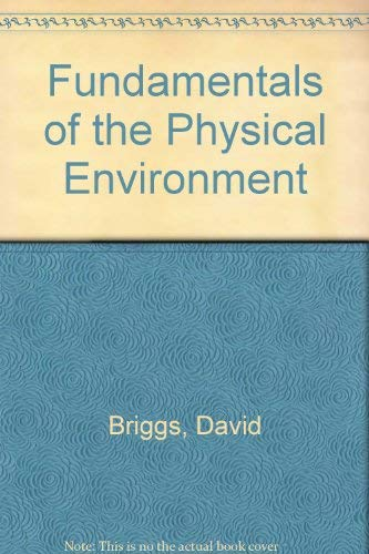 Fundamentals of the Physical Environmentの詳細を見る