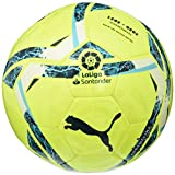 PUMA LaLiga 1 Adrenalina MS Ball Balón de Fútbol, Unisex-Adult, Lemon Tonic-Multi Colour, 5