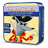 Aritma - FractoDingo - Jeux de cartes, Fractions, 8 ans