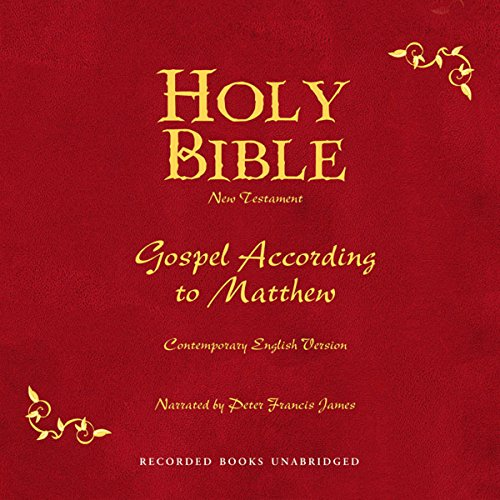Holy Bible, Volume 22 audiobook cover art