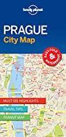 Lonely Planet Prague City Map 1