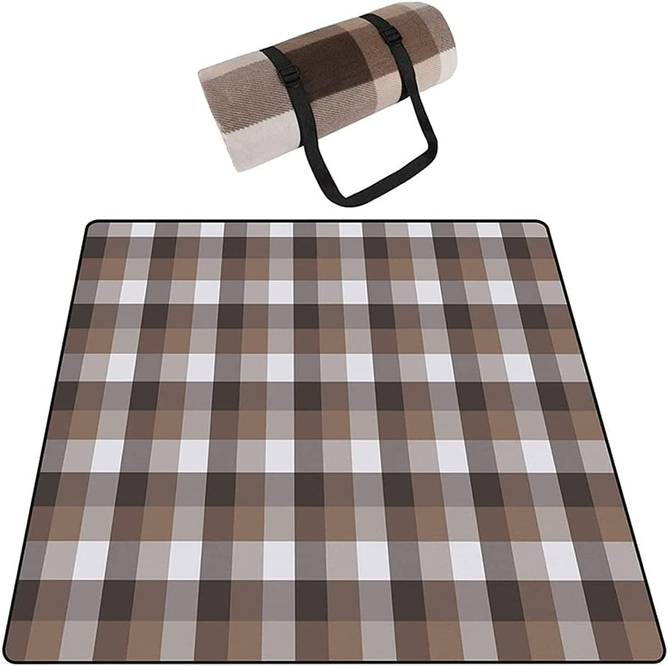CIJK Picnic Cheap mail order shopping Blanket Large Direct sale of manufacturer Outdoor Mat Foldable Carpet Waterproof