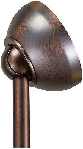 new arrival Kichler lowest online 337005OBB, Sloped Ceiling Adapter, Oil Brushed Bronze,60-Degree online sale