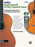 Alfred'S Teach Yourself to Play Classical Guitar: Everything You Need to Know to Start Playing Classical Guitar Now!, Book & Online Video/Audio/Software