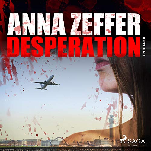 Desperation (Swedish edition) audiobook cover art