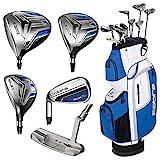 Cobra Fly-XL Complete Golf Set-Graphite RH Cart Bag
