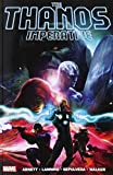 The Thanos Imperative by Dan Abnett (2011-09-28) - Marvel - 28/09/2011