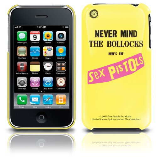 Never Mind (Iphone 3g/3gs Cover)