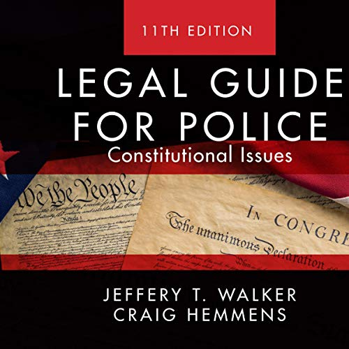 Legal Guide for Police audiobook cover art