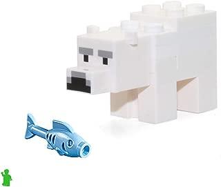 LEGO Minecraft MiniFigure - Minecraft Polar Bear Animal (21142)