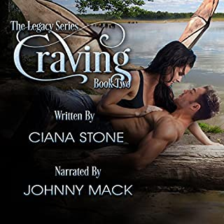 Craving audiobook cover art