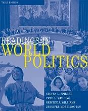 Readings in World Politics by Spiegel Steven L. Taw Jennifer Morrison Wehling Fred L. Williams Kristen (2004-08-18) Paperback