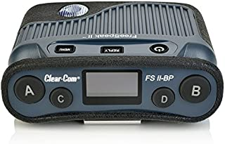 Clear-Com FSII-BP19-X4-US FreeSpeak II Digital Wireless Belt Pack