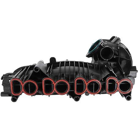 Ansaugkrümmer Luftansaugkrümmer 11618507239 Ersatzanpassung Für 2 0d 1 Serie 3 Serie 5 Serie X1 X3 E90 E91 N47 Motor Auto