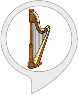 Peaceful Sleep Sounds. Harp Sounds