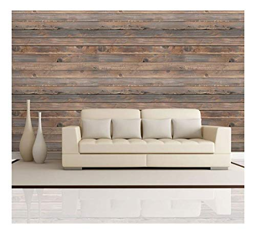 wood paneling wall decor