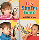 It's Shofar Time - A book for small kids about Rosh Hashanah