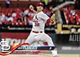 2018 Topps #93 Jack Flaherty St. Louis Cardinals Rookie Baseball Card. rookie card picture