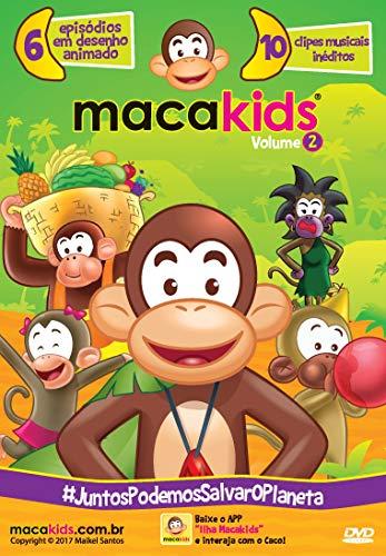 MACAKIDS - VOL2 # JUNTOS PODEMOS SALVAR O PL