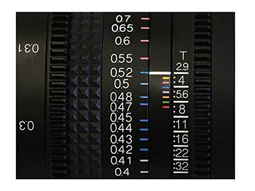Tokina Cine 100mm T2.9 - Lente Macro EF, Color Negro