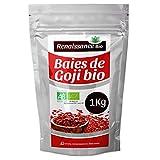 Baies de Goji Bio - 1 kg - Renaissance-Bio