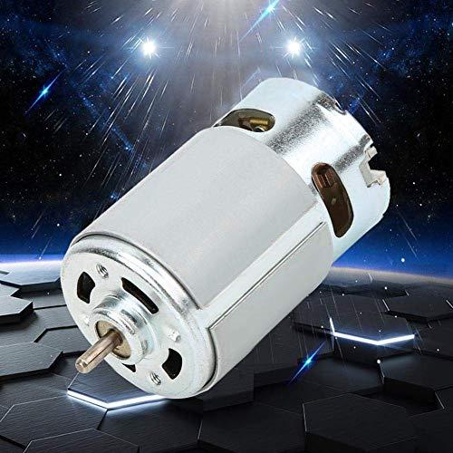 12 V DC Motor RS-550 Micro Motor Motor de Herramienta eléctrica Motor eléctrico de Juguete Motor de Motor para DIY Coche de Juguete eléctrico Ships