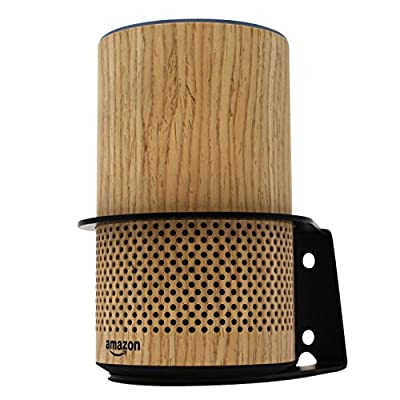 HumanCentric Amazon Echo 2nd Gen Wall Mount | Custom Wall Mount for the Amazon Echo 2nd Generation by HumanCentric