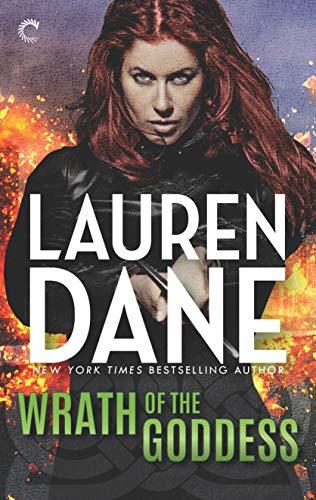 Wrath of the Goddess: An Epic Urban Fantasy Novel (Goddess with a Blade Book 5)