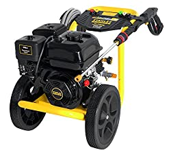 in budget affordable Stanley FATMAX SXPW3425 3400 psi, 2.5 gpm, gas pressure washer (49 states)