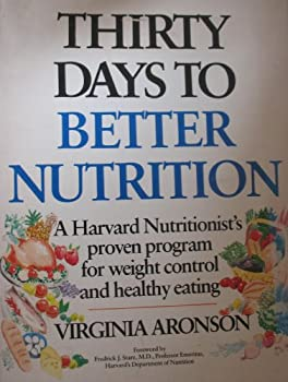 Thirty Days To Better Nutrition 0385194188 Book Cover