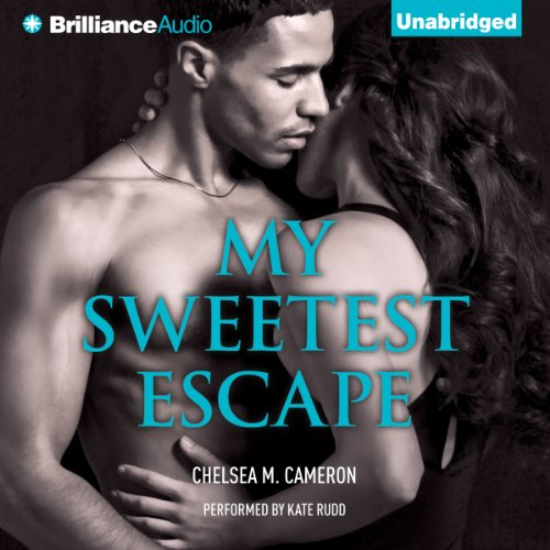 My Sweetest Escape audiobook cover art