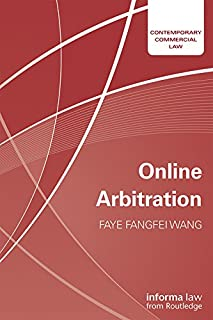 Online Arbitration (Contemporary Commercial Law)