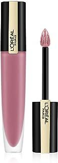 L'Oréal Paris Rouge Signature 105 I Rule Pintalabios Mate Permanente Rosa - 7 ml