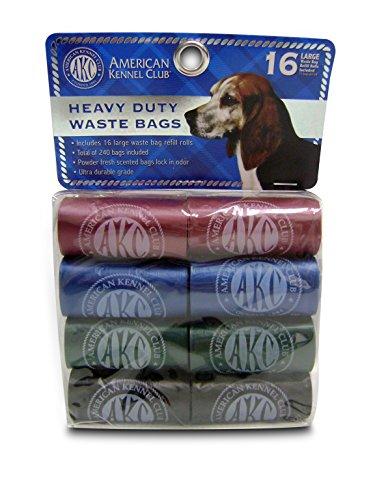 American Kennel Club 240 Count Heavy Duty Waste Bag