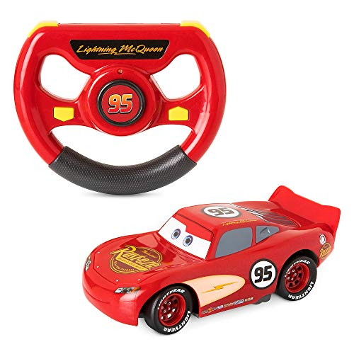 Disney Lightning McQueen Remote Control Vehicle - Cars