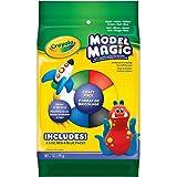 Crayola Model Magic Craft Pack, Modeling Clay Alternative, 7oz (232407)