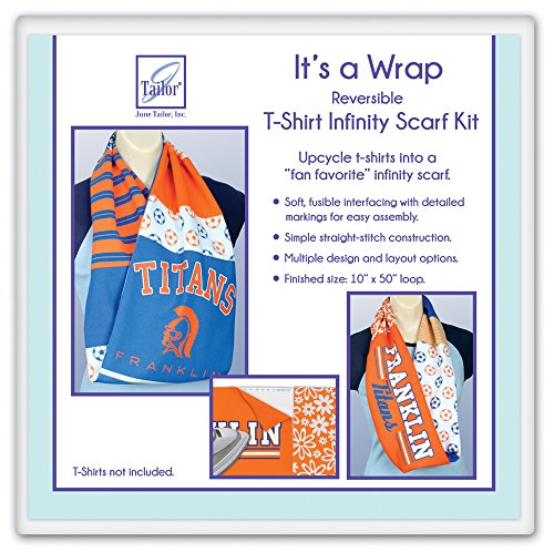 June Tailor Jt1422 C'est Une écharpe Wrap KT-Infinity