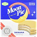 6-Pack MoonPie Double Decker Banana Marshmallow Sandwich