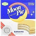 6-Pack MoonPie Double Decker Banana Marshmallow Sandwich