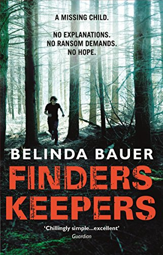 Finders Keepers: The sensational, edge-of-your-seat thriller